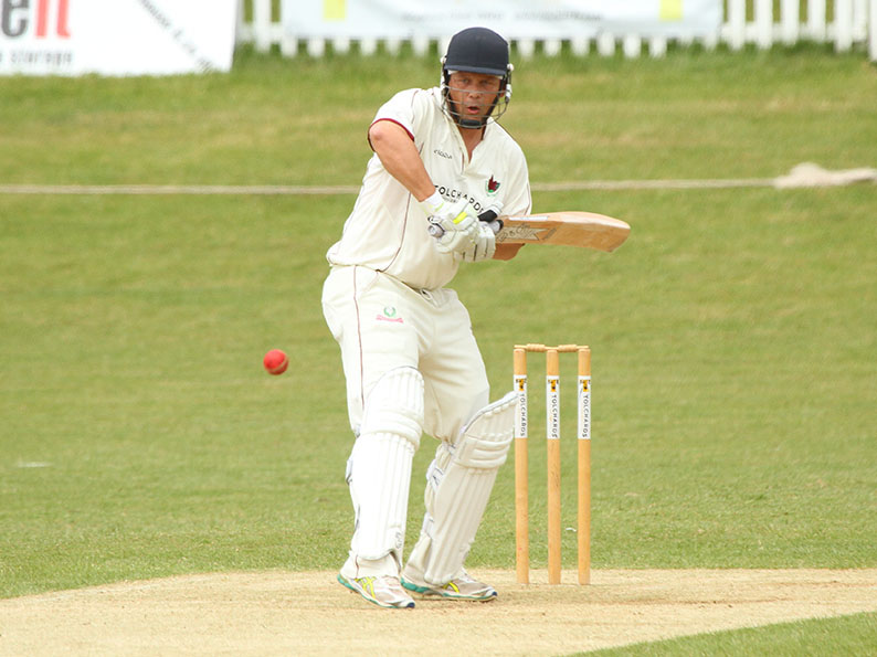 Richard Baggs, who rediscovered his scoring touch with 78 for Exmouth II in their win over Barnstaple && Pilton