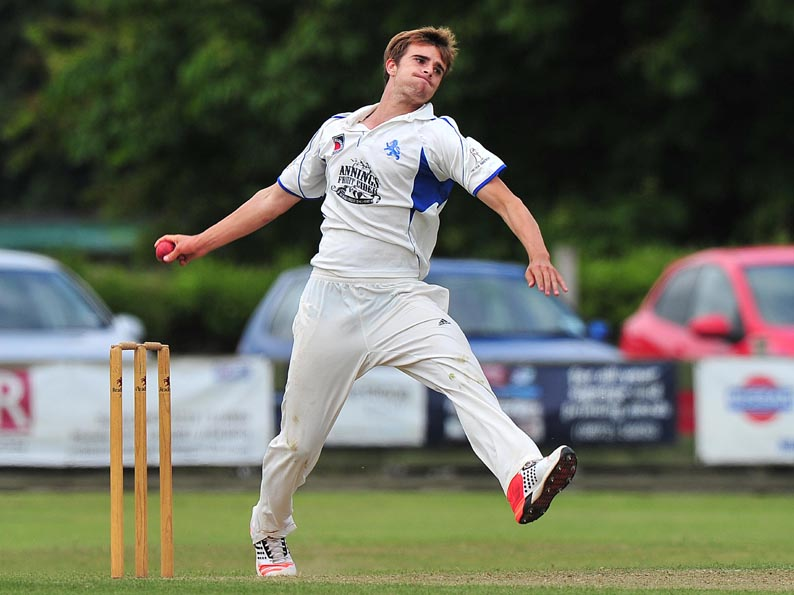 Ben Green - five wickets for Exeter