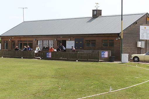 The Ottermouth ground - no home from home for Exmouth