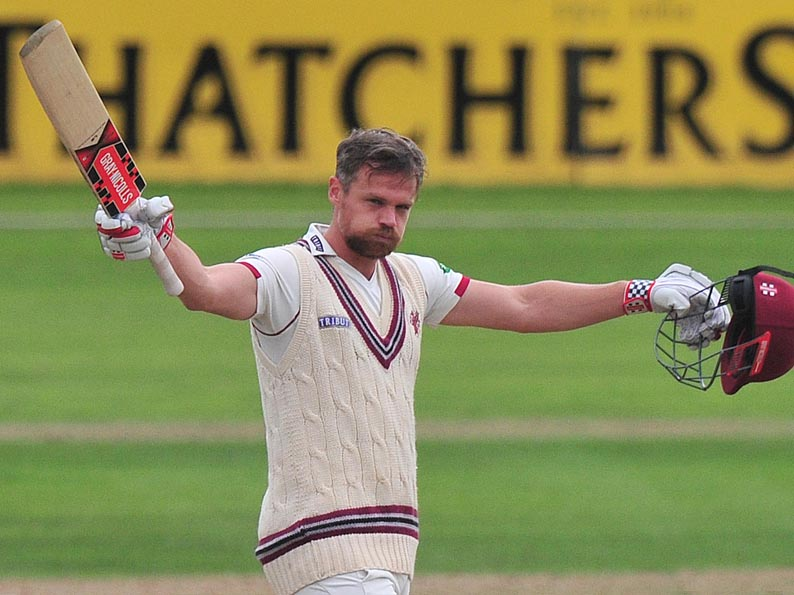 Jamie Hildreth - testimonial game at South Devon on Tuesday<br>credit: www.ppauk.com