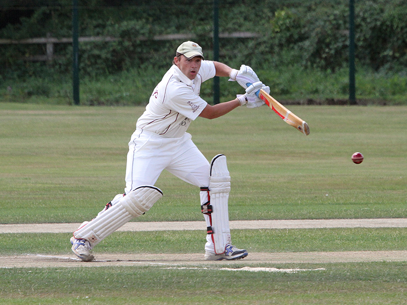 Nick Gingell, the pragmatic new captain of Premier champions Sidmouth