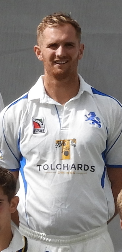 Tom Popham - North Devon's new captain for 2019
