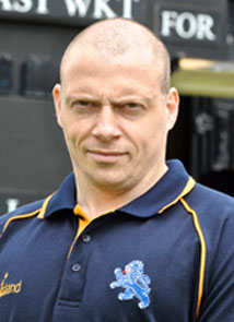 Image of Nick Rowe - Lions Fitness Coach