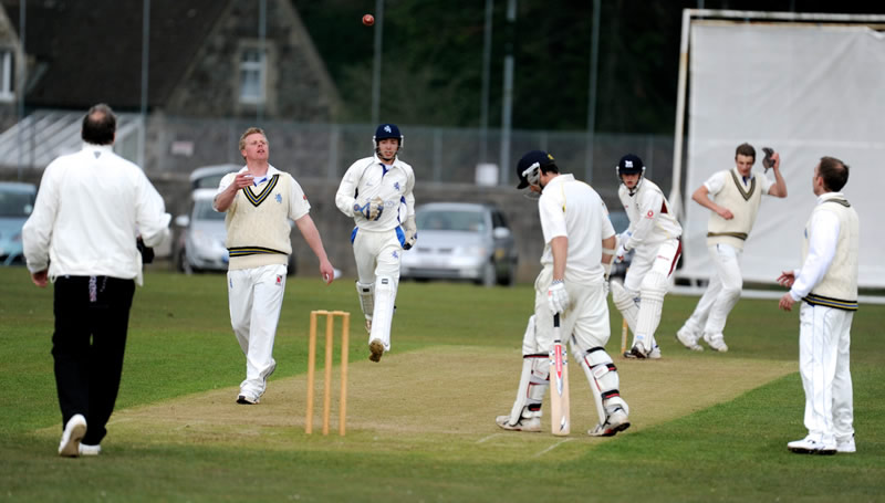 Devon County Cricket Club play Oxfordshire County Cricket Club at Bovey Tracey.
